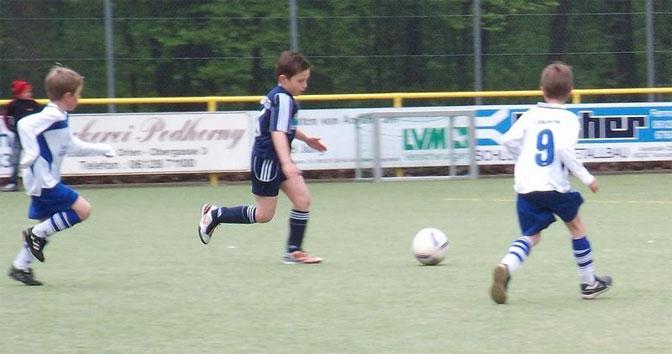 F2 - Freundschaftsspiel gegen JFV Schlangenbad am 05.05.2012