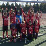F-Jugend trumpft in Leverkusen auf